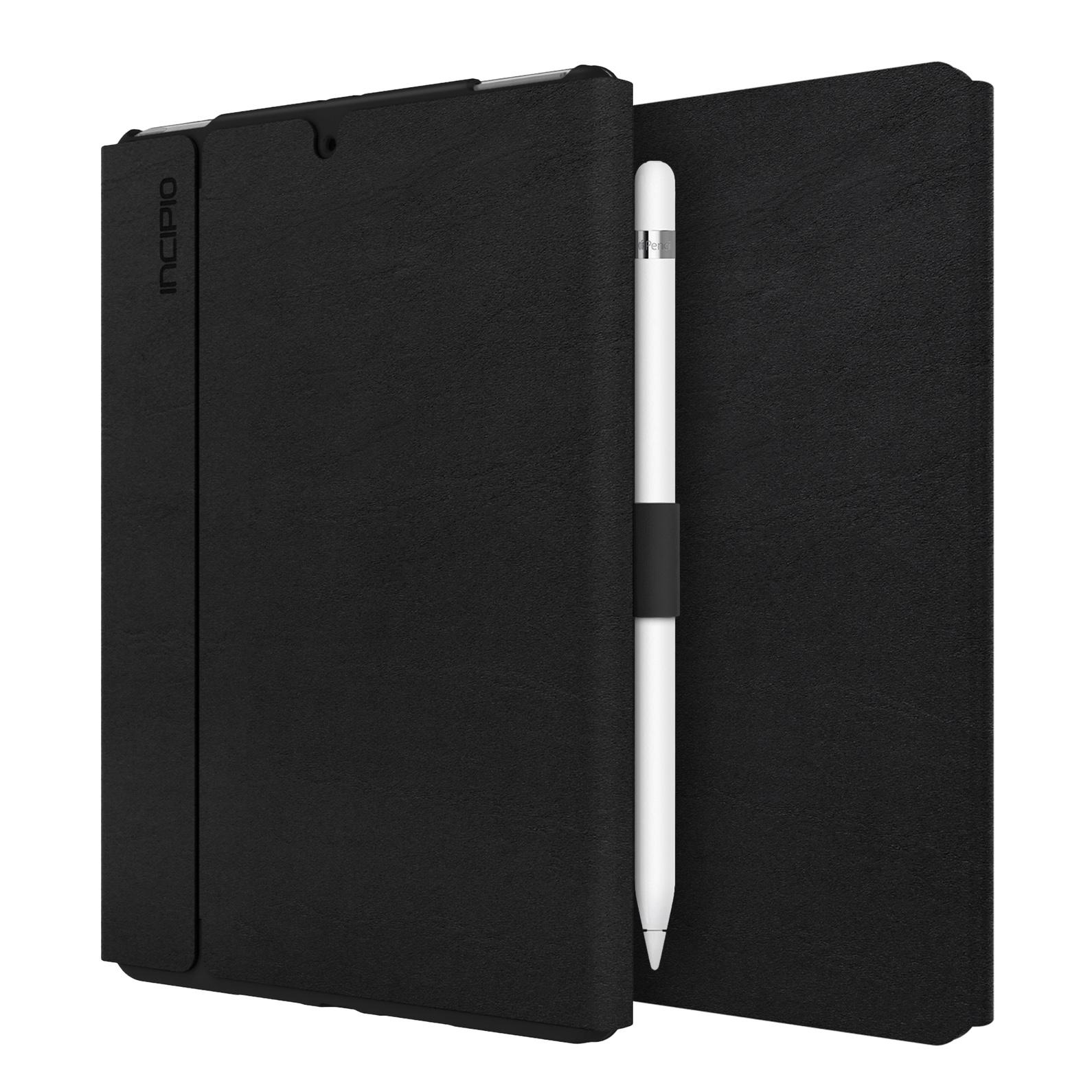 New iPAD 10.2 pouces Etui Folio de Protection Faraday Noir