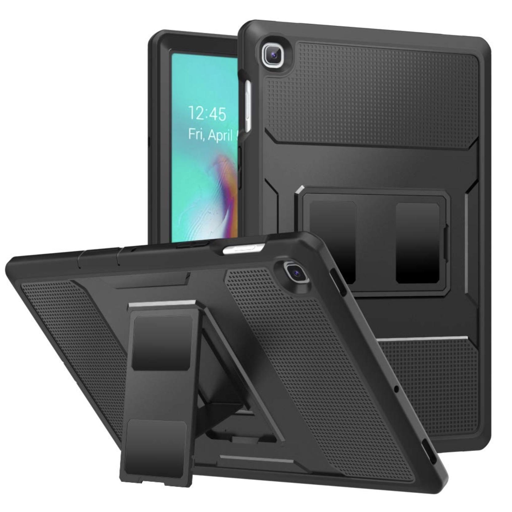 Galaxy TAB S5e 10.5p Coque de protection Pied amovible et film rigide ecran Sidney