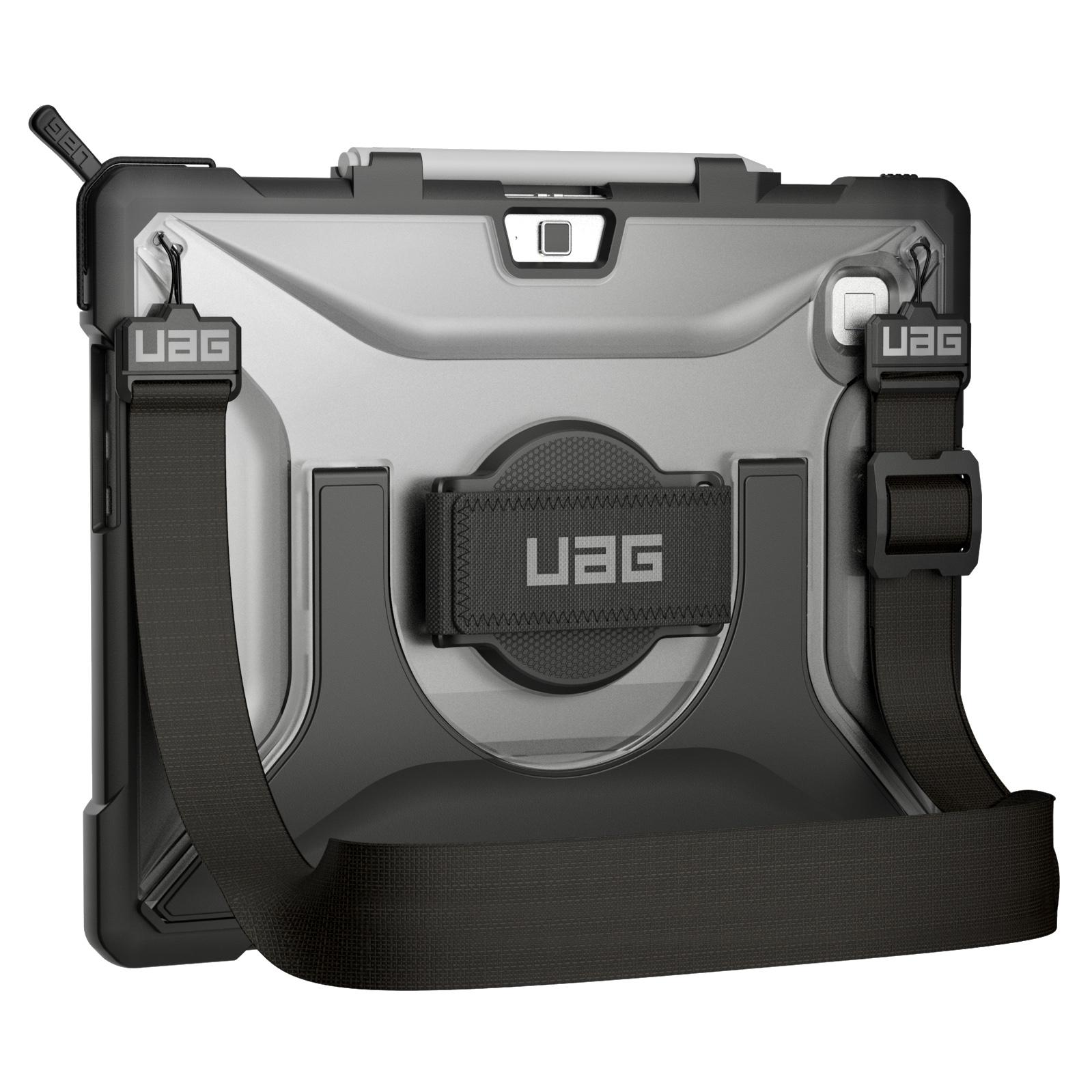 Hewlett Packard 13p Elite X2 G4 Coque renforcee Sangle main et epaule Security