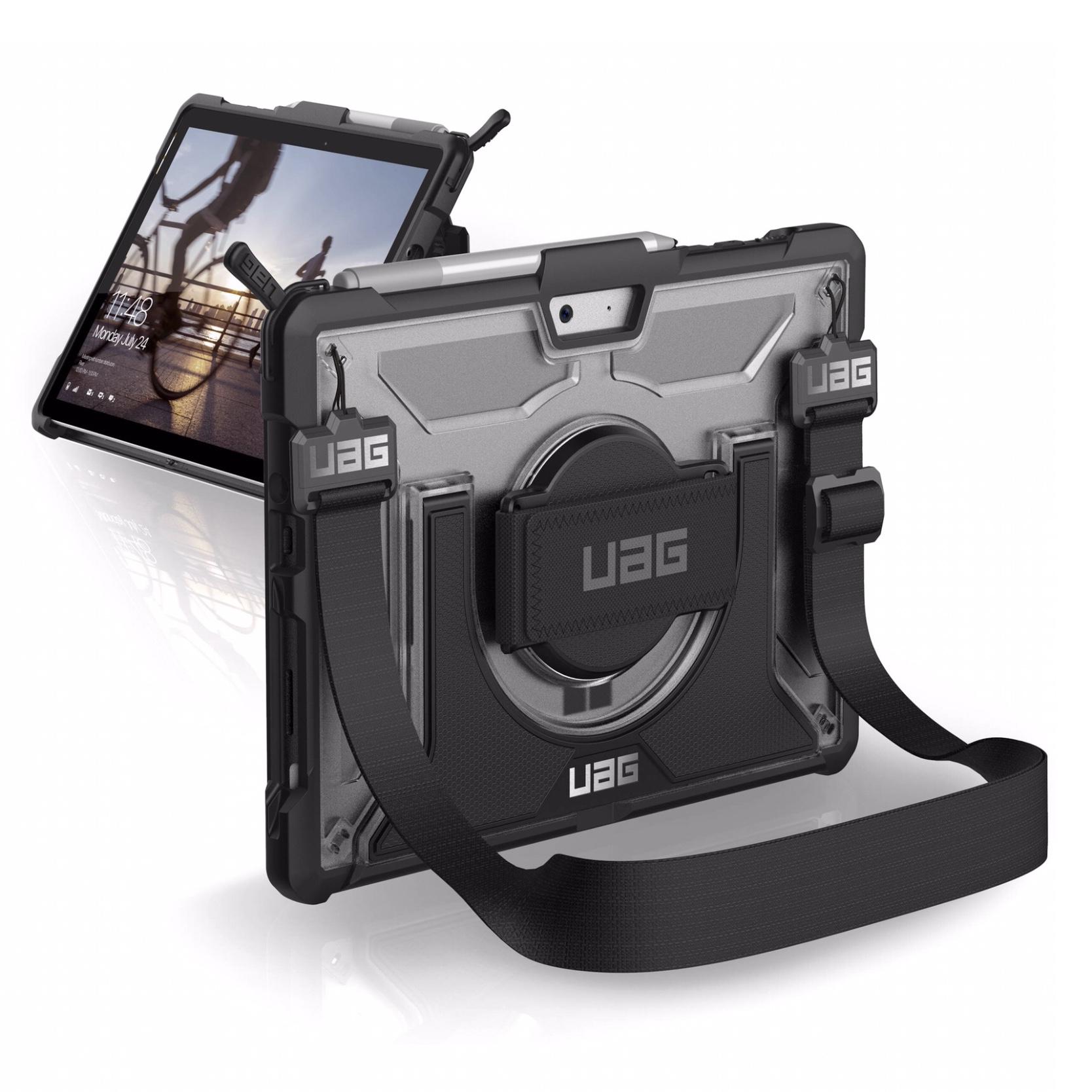 Surface GO 10p Pack 2 en 1 Coque de protection Secure PRO et verre ecran