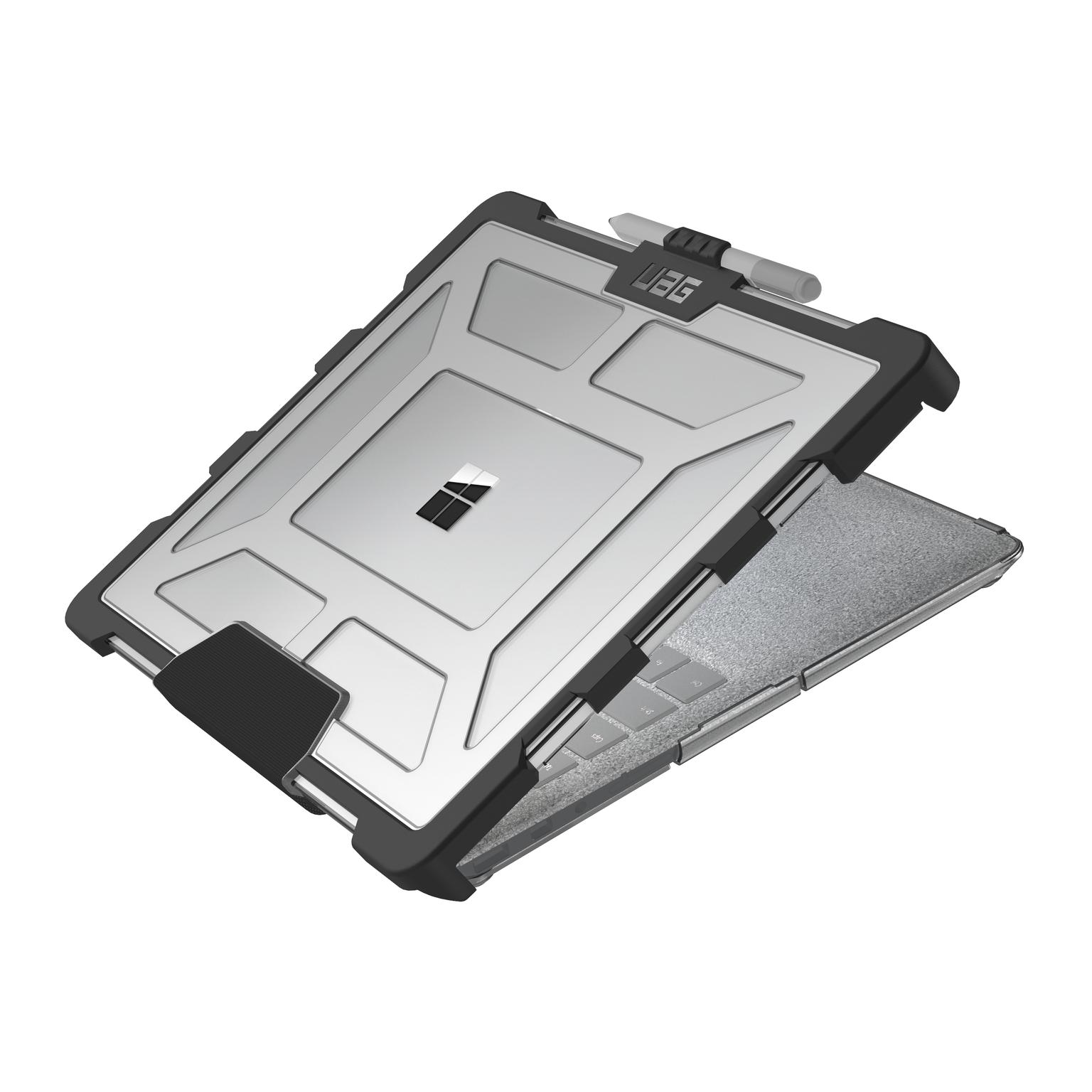 Pack 2 en 1 Coque renforcee Secure Surface LAPTOP 3 et 2 avec Verre de protection ecran