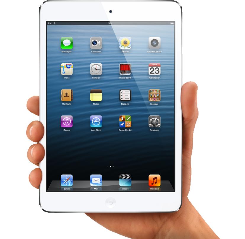 Film Protection écran Verre renforcé iPad Mini 4
