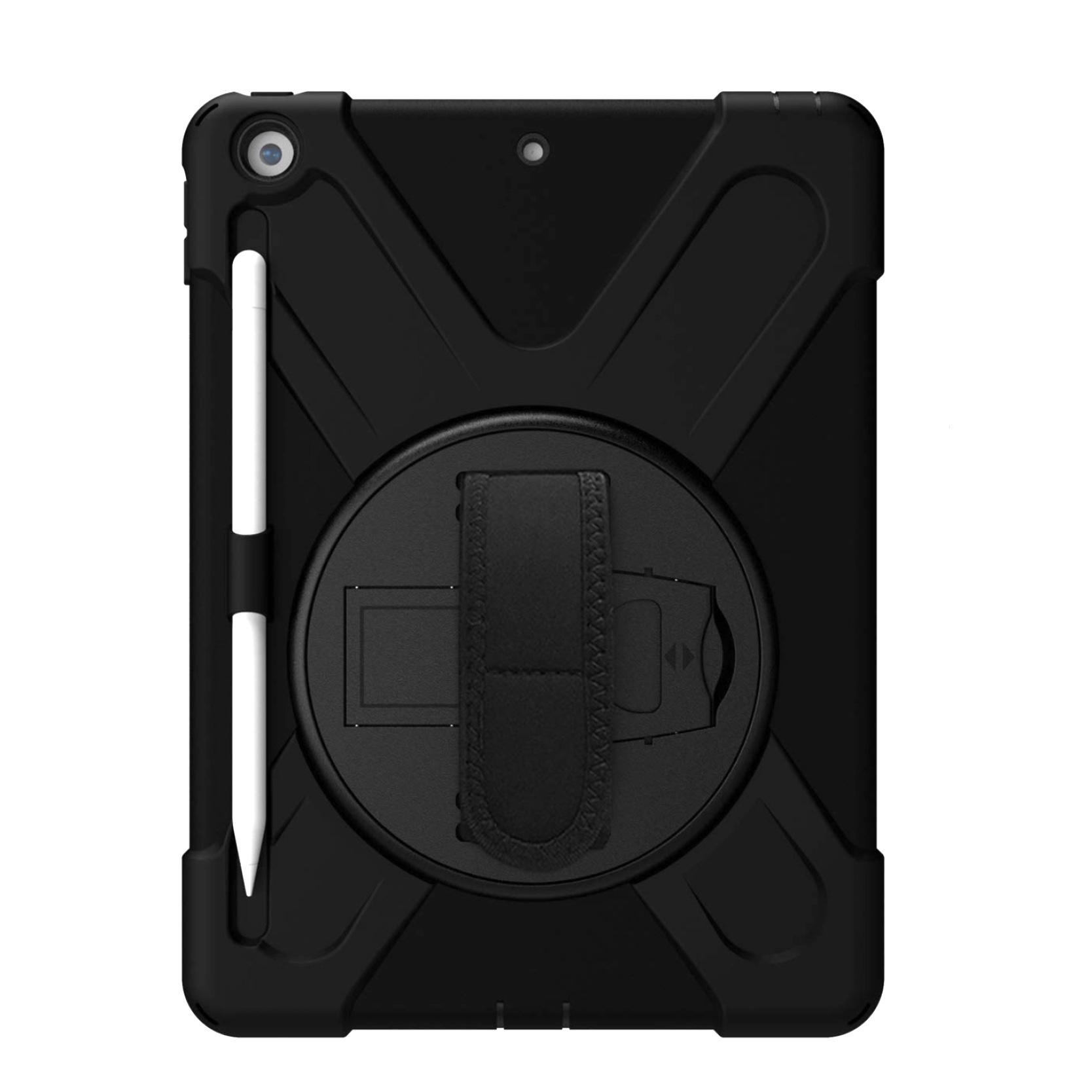 Pack Duo 2 en 1 Galaxy TAB S6 LITE 10.4p Coque renforcee Vancouver et Sangle main rotative