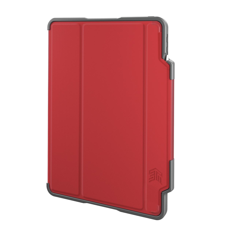 Pack 2 en 1 Etui Folio Renforcé Dux et verre ecran iPAD PRO 2020 12.9 pouces 4e Gen