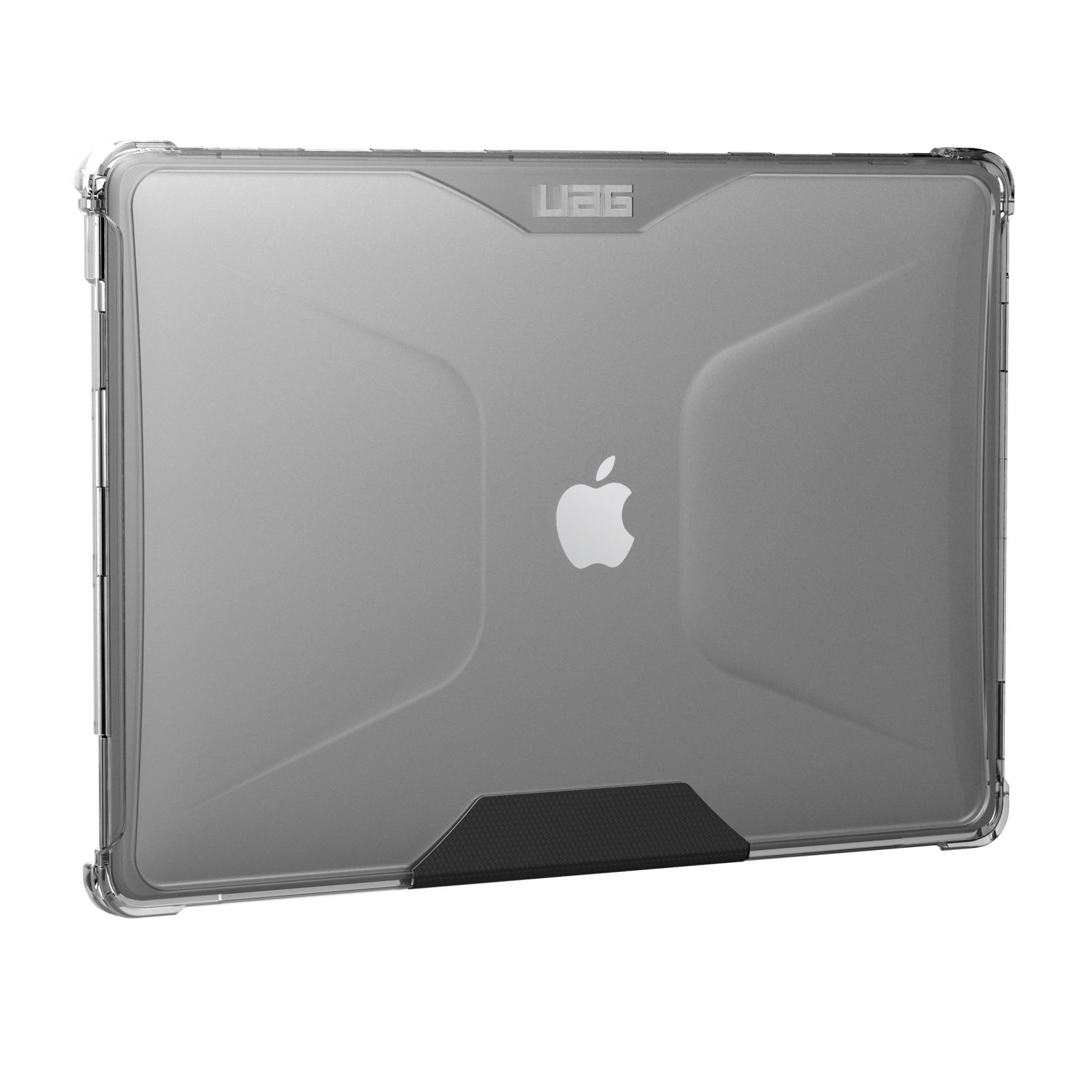 MacBook PRO 16 Coque Professionnelle Plyo Anti chocs avec Aeration Transparente