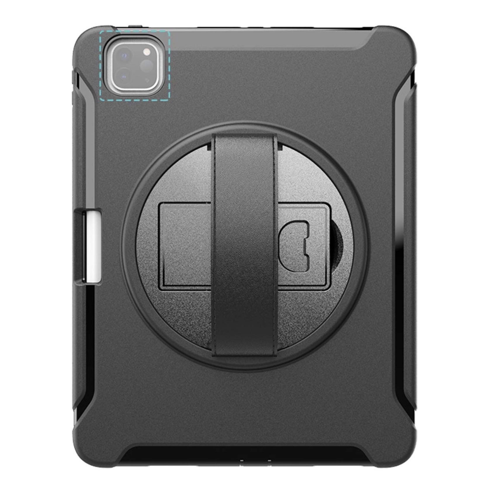 iPad PRO 12.9 pouces Coque de Protection avec Sangle main rotative Brisbane