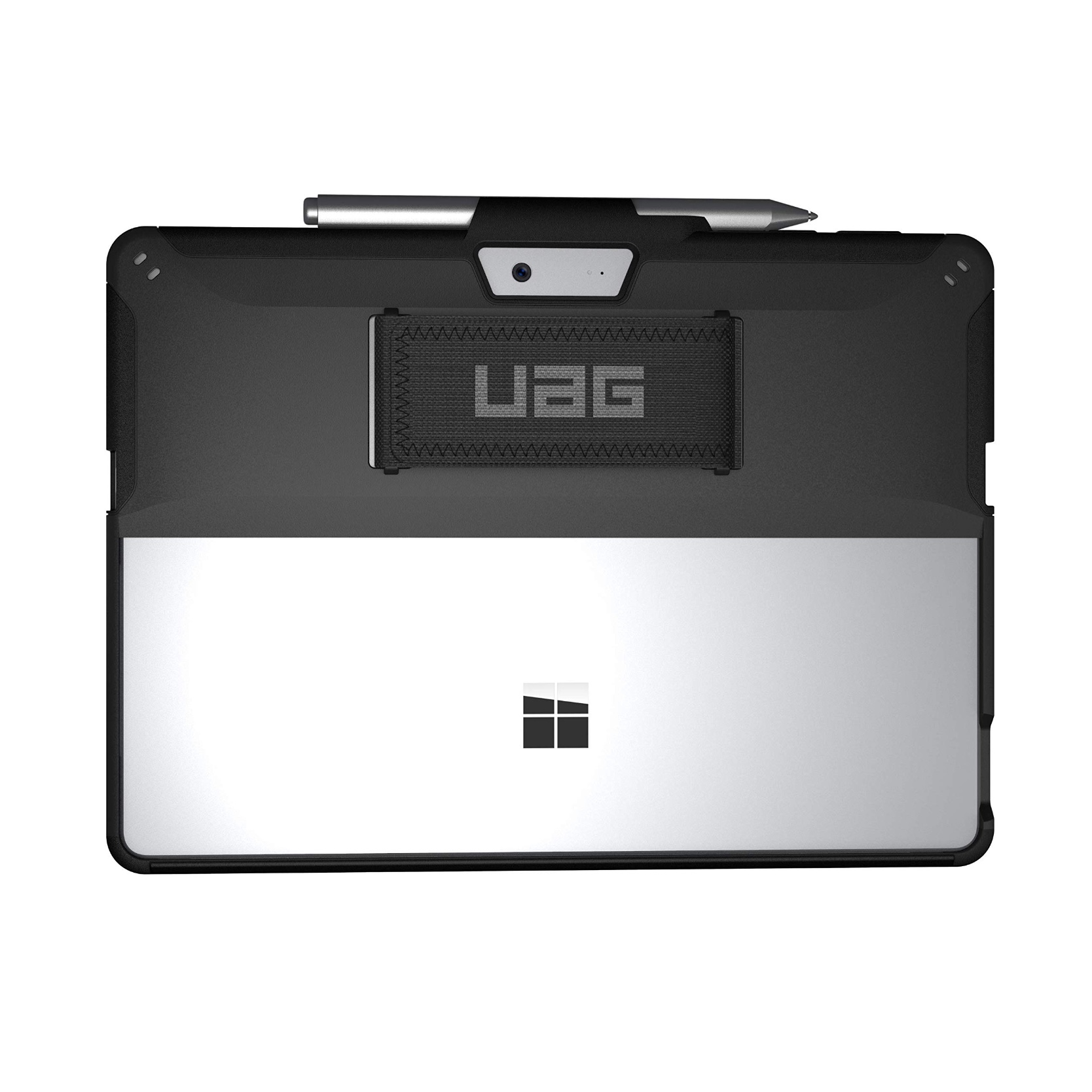 Microsoft Surface GO 2 et Surface GO Coque Bumper avec Sangle main rotative Scout