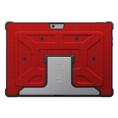 Coque Protection renforcée Armure SURFACE Pro 3 Rouge