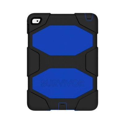 Coque de protection renforcée iPad AIR 2 Survivor Bleu