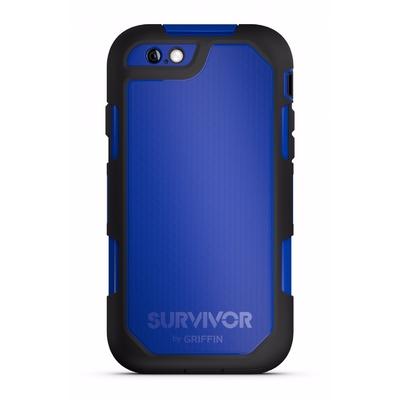 Summit iPhone 6S Plus Coque renforcée Professionnelle Bleu