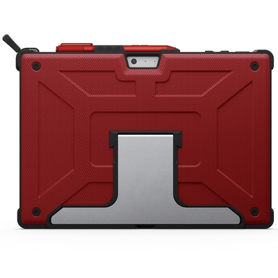 Coque renforcee Surface PRO 4 Protection Armure Rouge Magma