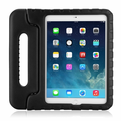 Coque renforcee Multi vues iPad Mini 4 Safe Poignee Noir