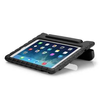 coque safe ipad mini 4 noir horizontal