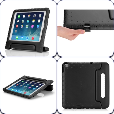 coque safe ipad mini 4 noir mix