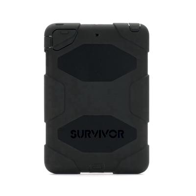 Coque iPad Mini 4 Renforcee avec Pied amovible Survivor