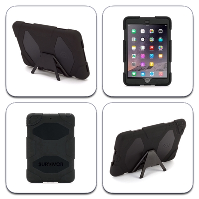 coque survivor ipad mini 4 mix