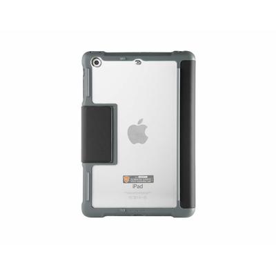 Coque Folio iPad Mini 4 Etui Etanche Dux Multi angles Noir