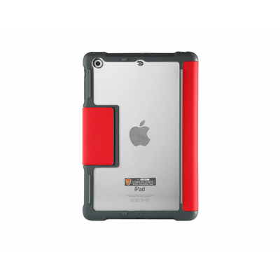 Coque Folio iPad Mini 4 Etui Etanche Dux Multi angles Rouge