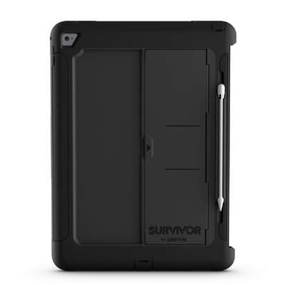 Coque de protection iPad PRO 12.9 Survivor Slim Noir