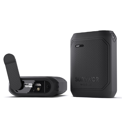 Batterie renforcee Universelle Survivor MIL 810 et IP66 Survivor Power Bank 10500 mAh