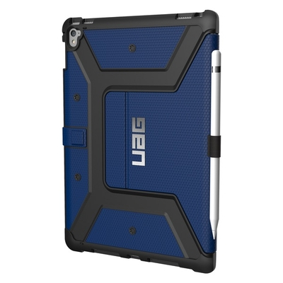iPad PRO 9.7 Coque renforcee Protection professionnelle Armure Cobalt