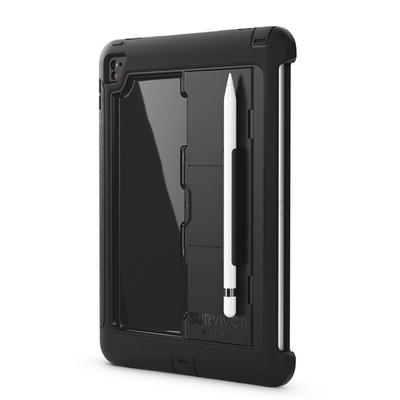 Survivor Slim iPad PRO 9.7 Coque Professionnelle Pied et support Stylet