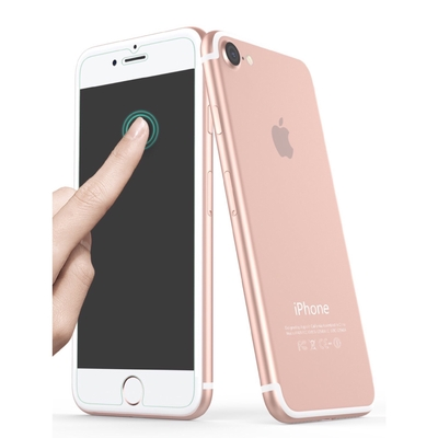 doigt verre de protection ecran iphone 7