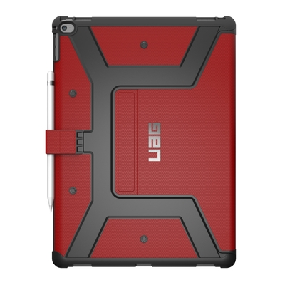 Etui de protection et support stylet iPad Pro 12.9 Metro Magma