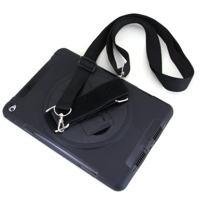 iPad Mini 4 Coque et harnais main Sangle epaule Rotating