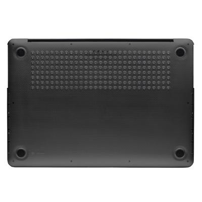 dos Coque INCASE Hardshell MacBook PRO Retina 15'' Noir