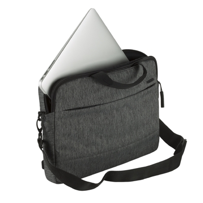 Sacoche de transport 12 a 14 pouces Portable et MacBook  City Gris