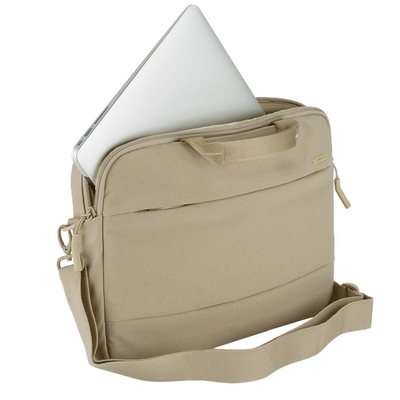 Sacoche Transport Portables 12 a 14 pouces ou MacBook City Beige