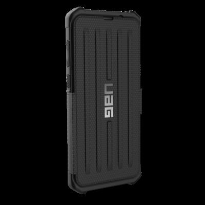 cover Etui Folio Coque de protection Galaxy S8+ 6.2 pouces Armure 360° Noir
