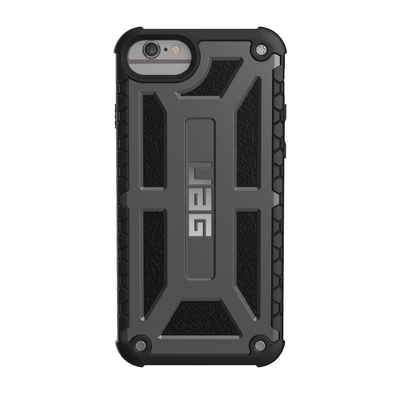 Coque Protection Ultra renforcee iPHONE 7 4.7 pouces iphone 6S et 6 Monarch Graphite