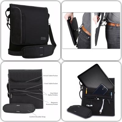 Besace avec sangle épaule Universelle tablettes 8 a 10.5 pouces Accessoires et cables Gear