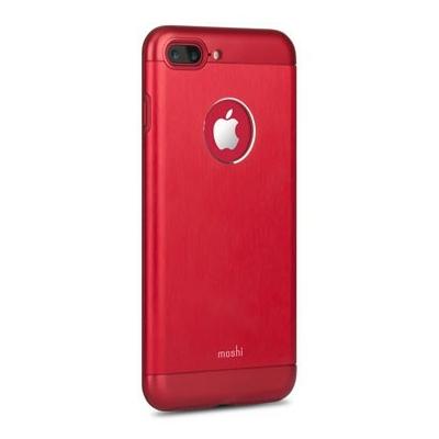 Coque Aluminium Glaze iPHONE 7 Plus 5.5 pouces Rouge Glossy