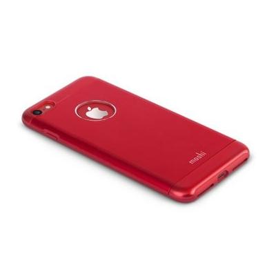 Coque Aluminium Glaze iPHONE 7 4.7 pouces Glossy Rouge