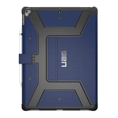 Etui Folio amovible Coque Metropolys New iPad PRO 12.9 pouces 2017 Bleu