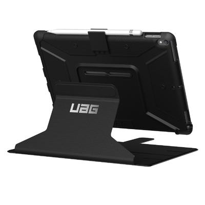 Etui iPad PRO 10.5 pouces Folio Armure Metropolys Multi angles Noir