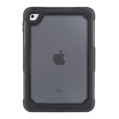 iPad Mini 4 Survivor EXTREME Noir Coque ultra renforcee