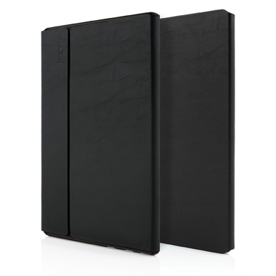 Galaxy BOOK 12 pouces Etui Folio de protection Faraday Noir