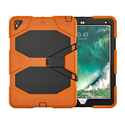 Coque Protection renforcee Professionnelle iPAD PRO 10.5 Vegas Orange
