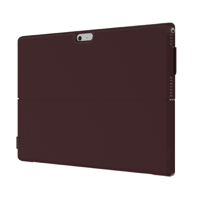 Coque Feather Protection Surface PRO et Surface PRO 4 Design Bordeaux