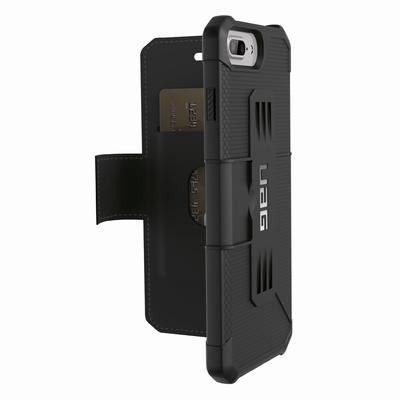 Etui Armure Cover ecran iPhone 8+ ou iPHONE 7+ Noir 5.5 pouces