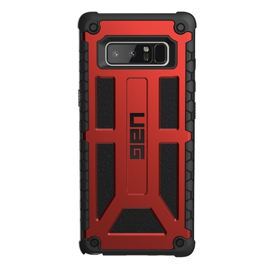 Samsung Galaxy NOTE 8 Coque Ultra renforcée Monarch Rouge