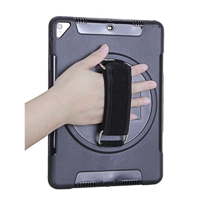 Coque iPad PRO 10.5 avec Harnais main Berlin Noir