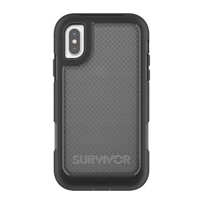iPHONE X Coque de protection renforcee Survivor Extreme