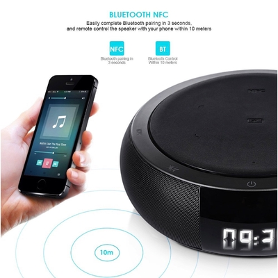 iphone x et iphone 8 chargeur induction enceinte bluetooth et radio reveil smart apple charge. Black Bedroom Furniture Sets. Home Design Ideas