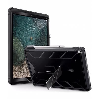 New iPad PRO 12.9 Coque de protection Footer Film ecran et pied amovible