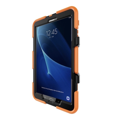 Samsung Galaxy TAB A6 10.1 pouces Coque de protection Toronto Orange